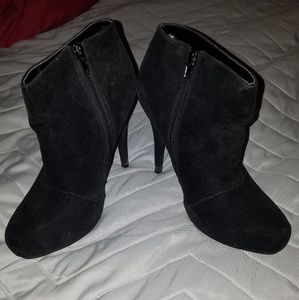 Quipid ankle booties
